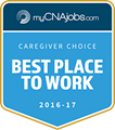 Caregiver Choice Badge