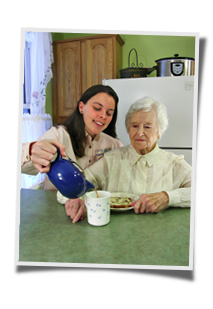 elderly care franchise